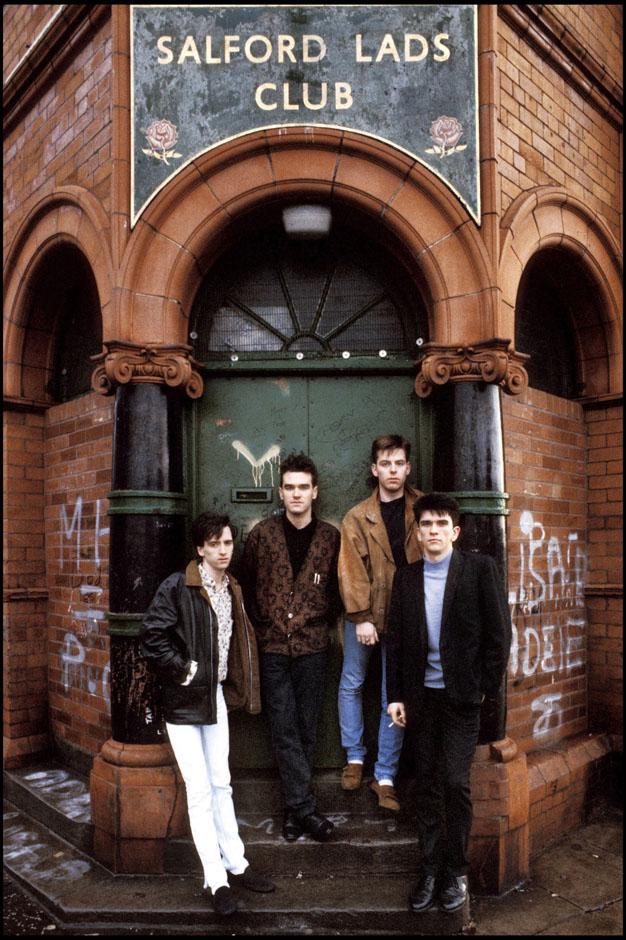 Smiths Salford Manchester 1985