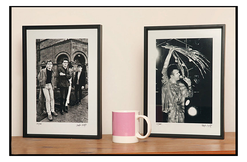framed smiths photos